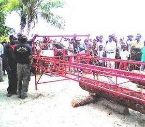 パプアニューギニア支援事業
